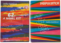 Julio Cortázar. Two American first editions, including: Hopscotch. New York: Pantheon Books, [1
