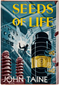 Books:Signed Editions, John Taine. Seeds of Life. Reading: Fantasy Press, 1951. First edition. One of 300 signed numbered copies, of whic...