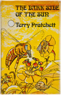 Books:Signed Editions, Terry Pratchett. The Dark Side of the Sun. New York: St.Martin's Press, [1976]. First American edition. Signed by...
