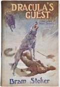 Books:Horror & Supernatural, Bram Stoker. Dracula's Guest and Other Stories. London: George Routledge and Sons, [n.d., ca. 1916]. Eighth impr...
