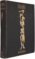Books:First Editions, [Arthur Rackham, illustrator]. Edgar Allan Poe. Tales of Mysteryand Imagination. London: Harrap, [1935]. First edit...