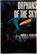 Books:First Editions, Robert A. Heinlein. Orphans of the Sky. New York: Putnam,[1964]. First American edition, first printing. Octavo. 18...