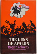 Books:First Editions, Roger Zelazny. The Guns of Avalon. Garden City: Doubleday,1972. First edition, first printing. Octavo. 180 pages. P...
