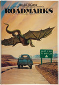 Books:Signed Editions, Roger Zelazny. Roadmarks. New York: Ballantine, [1979]. First edition, first printing. Signed by Zelazny. Octavo...