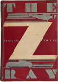 Books:First Editions, Edmund Snell. The Z Ray. Philadelphia: Lippincott, 1932.First edition, first printing. Octavo. 318 pages. Publisher...