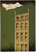 Books:First Editions, Edward Gorey. The Listing Attic. New York: Duell, Sloan andPearce, [1954]. First edition, first printing. Octav...