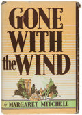Books:Signed Editions, Margaret Mitchell. Gone with the Wind. New York: The Macmillan Company, 1936. First edition, second issue, with ...