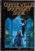 Books:Signed Editions, Connie Willis. Doomsday Book. New York: Bantam Books, [1992]. First edition. Inscribed by the author to Jerry We...
