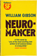 Books:Signed Editions, William Gibson. Neuromancer. London: Victor Gollancz, 1984.First British edition and first hardcover. Signed by t...