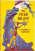 Books:First Editions, Robert A. Heinlein. The Star Beast. New York: CharlesScribner's Sons, [1954]. First edition. Octavo. 282 pages. Ill...