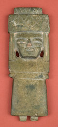 American Indian Art:Pottery, Teotihuacan Standing Priest ...