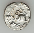 Ancients:Greek, Ancients: MYSIA, LYDIA and PHRYGIA. Ca. 150-56 BC. Lot of four ARcistophori from various cities. ... (Total: 4 coins)