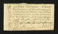 Colonial Notes:North Carolina, North Carolina December, 1771 £1 Very Fine.. ...