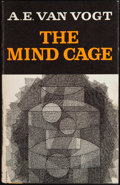 Books:Signed Editions, A. E. van Vogt. The Mind Cage. New York: Simon and Schuster, 1957. First edition, first printing. Inscribed by van...