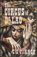 Books:First Editions, Charles G. Finney. The Circus of Doctor Lao. London: Grey Walls Press, [1948]. First British edition, first printing...
