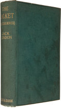 Books:First Editions, Jack London. The Jacket. London: Mills & Boon, [1915].First edition, first printing, preceding the American edi...