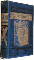 Books:First Editions, Jules Verne. The Mysterious Island: Abandoned. New York:Scribner, Armstrong, & Co., 1875. First American edition. I...