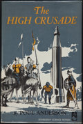 Books:Signed Editions, Poul Anderson. The High Crusade. New York: Doubleday, 1960. First edition, first printing. Inscribed by Anderson t...