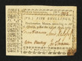 Colonial Notes:North Carolina, North Carolina April 23, 1761 5s About New.. ...