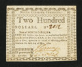 Colonial Notes:North Carolina, North Carolina May 10, 1780 $200 Ut Quocunque Paratus About New.. ...