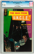 Silver Age (1956-1969):Adventure, Man from U.N.C.L.E. #17 File Copy (Gold Key, 1968) CGC NM+ 9.6 Off-white to white pages....