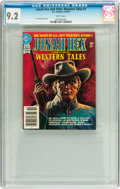 Bronze Age (1970-1979):Western, Jonah Hex And Other Western Tales #1 (DC, 1979) CGC NM- 9.2 White pages....