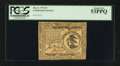 Colonial Notes:Continental Congress Issues, Continental Currency May 9, 1776 $3 PCGS About New 53PPQ.. ...