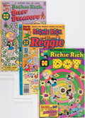 Bronze Age (1970-1979):Humor, Richie Rich Related File Copy Group (Harvey, 1970s) Condition:Average NM-.... (Total: 13 Comic Books)