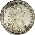 German States:Passau, German States: Passau. Raimund Ferdinand Taler 1716, Dav-2521, XF with light scratches in the right obverse field. Very scarce.. From the...