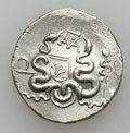 Ancients:Ancient Lots  , Ancients: Pergamum. Ca. 166-67 BC. Lot of 10 better cistophorictetradrachms. ... (Total: 10 coins)