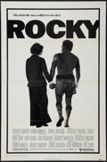 "Movie Posters:Academy Award Winners, Rocky (United Artists, 1977). One Sheet (27"" X 41""). Academy Award Winners.. ..."