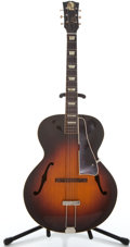 Musical Instruments:Acoustic Guitars, 1940's Gibson L-48 Sunburst Archtop Acoustic Guitar ...