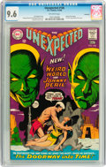 Silver Age (1956-1969):Horror, Unexpected #106 Savannah pedigree (DC, 1968) CGC NM+ 9.6 Off-whitepages....