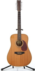 Musical Instruments:Acoustic Guitars, Martin Shenandoah D-12-2832 Natural 12 String Acoustic Guitar #4966912...