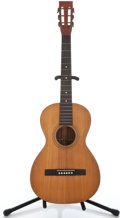 Musical Instruments:Acoustic Guitars, 1900's Lyon & Healy Parlor Natural Acoustic Guitar #8687...