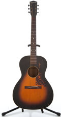 Musical Instruments:Acoustic Guitars, 1940's Kalamazoo KG-14 Sunburst Acoustic Guitar ...