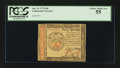 Colonial Notes:Continental Congress Issues, Continental Currency January 14, 1779 $40 PCGS Choice About New55.. ...