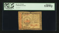 Colonial Notes:Continental Congress Issues, Continental Currency January 14, 1779 $50 PCGS About New 53PPQ.....