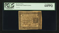 Colonial Notes:Pennsylvania, Pennsylvania October 25, 1775 2s PCGS Very Choice New 64PPQ.. ...