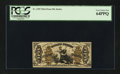 Fractional Currency:Third Issue, Fr. 1355 50¢ Third Issue Justice PCGS Very Choice New 64PPQ.. ...
