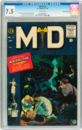 Golden Age (1938-1955):Miscellaneous, M.D. #2 Gaines File Copy pedigree 7/12 (EC, 1955) CGC VF- 7.5 White pages....