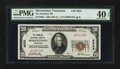 National Bank Notes:Tennessee, Morristown, TN - $20 1929 Ty. 1 The Hamblen NB Ch. # 8025. ...