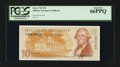 Military Payment Certificates:Series 701, Series 701 $10 PCGS Gem New 66PPQ.. ...