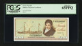 Military Payment Certificates:Series 701, Series 701 $20 PCGS Gem New 65PPQ.. ...