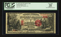 National Bank Notes:Pennsylvania, Mercer, PA - $5 1875 Fr. 402 The First NB Ch. # 392. ...