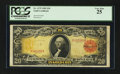 Large Size:Gold Certificates, Fr. 1179 $20 1905 Gold Certificate PCGS Very Fine 25.. ...
