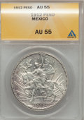 Mexico, Mexico: Republic Peso 1912,...