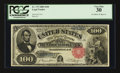 Large Size:Legal Tender Notes, Fr. 179 $100 1880 Legal Tender PCGS Very Fine 30.. ...