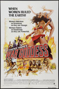 "Movie Posters:Adventure, War Goddess (American International, 1974). One Sheet (27"" X 41"").Adventure.. ..."