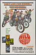 "Movie Posters:Exploitation, Wild Rebels and Other Lot (Crown International, 1967). One Sheets(2) (27"" X 41""). Exploitation.. ... (Total: 2 Items)"